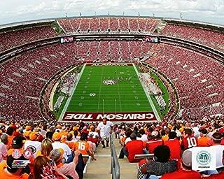 NCAA Alabama Crimson Tide Bryant Denny Stadium Photo (Size: 8