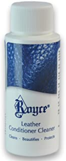 Premium Leather Conditioner Cleaner by Royce Leather for Bags, Wallets, Car S...