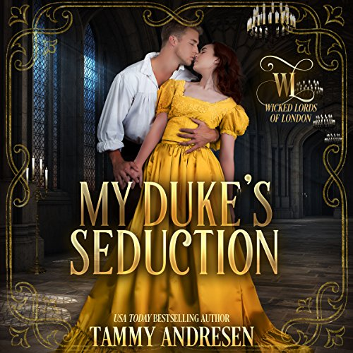 My Duke's Seduction  By  cover art