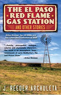 The El Paso Red Flame Gas Station (English Edition