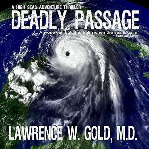 Deadly Passage audiobook cover art