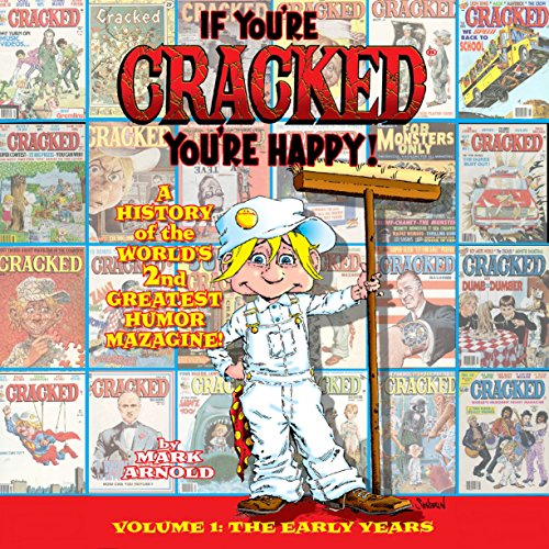 If You're Cracked, You're Happy audiobook cover art