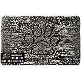 Gorilla Grip Original Indoor Durable Chenille Doormat, 30x20,...
