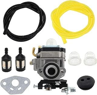 USPEEDA Carburetor for Troy Bilt 753-06442 Craftsman TB2BP TB2BV EC TB25BP Snapper BB44 27cc Backpack Blower