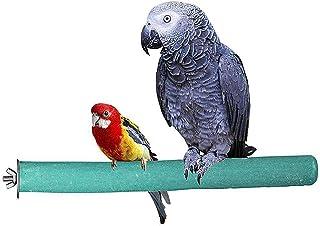 Balacoo Bird Perch, Bird Cage Accessories Toy Training Stand for Bird