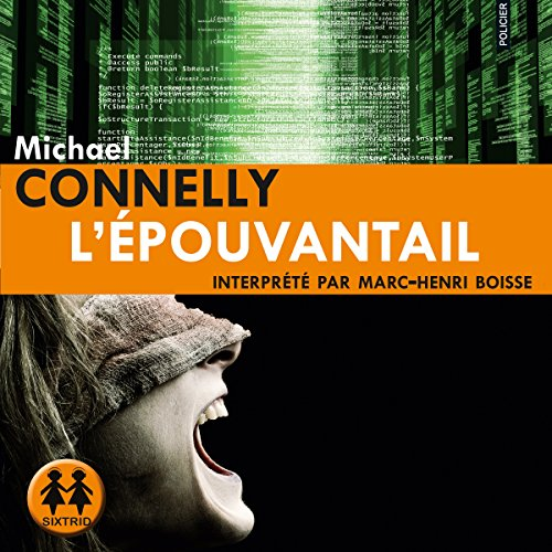 L'épouvantail audiobook cover art