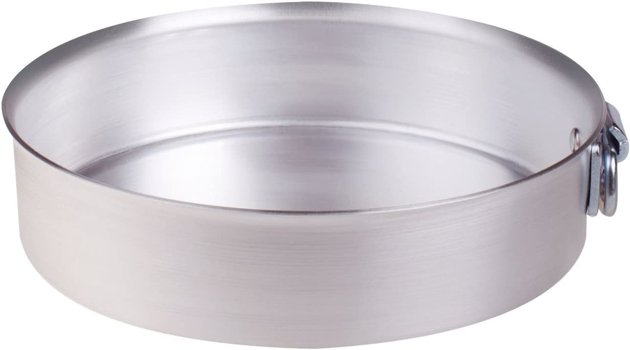 Pentole Agnelli Daily bargain sale Professional Aluminium 3 55% OFF Pan Pie Mm. Cylindrical