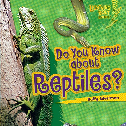 Do You Know About Reptiles? audiobook cover art