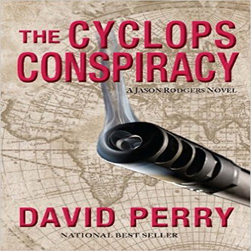 The Cyclops Conspiracy audiobook cover art