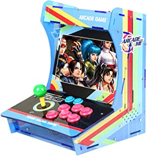 Barbella Mini 1388 in 1 Games Pandora's Box 5S Single Stick Classic Retro Arcade Game Console HDMI