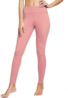 BALEAF Women's High Waisted Yoga Leggings Compression Tights Buttery Soft Tummy Control Full-Length Ankle Pants