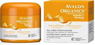 Avalon Organics Intense Defense Oil-Free Moisturizer, 2 oz.