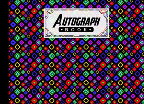 """Compare Textbook Prices for Autograph Book: Squares Cover 