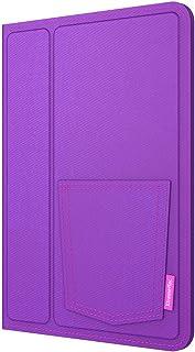 XtremeMac Microfolio Case for iPad mini, Purple Denim (IPDN-MFD-43)
