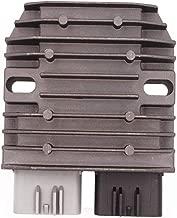 HZYCKJ Voltage Regulator Compatible For Seadoo 4Tec Rxp Rxt X Gti130 150 180 200 215 230 Ltd Speedster 310 430 Gtx Sh775Aa 2008-2014 OEM # 710001103