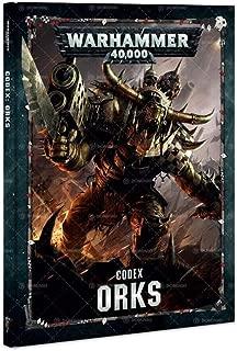 Citadel Games Workshop Warhammer 40K: Codex Orks