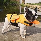 YXDEW Chaqueta de Vida for Perros Abrigo de Flotador Agua Deportes Ayuda...
