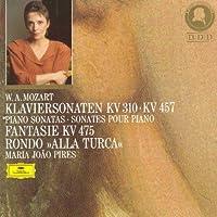 Piano Sonatas in A Minor & C Minor / Fantasy in C Minor / Rondo Alla Turca