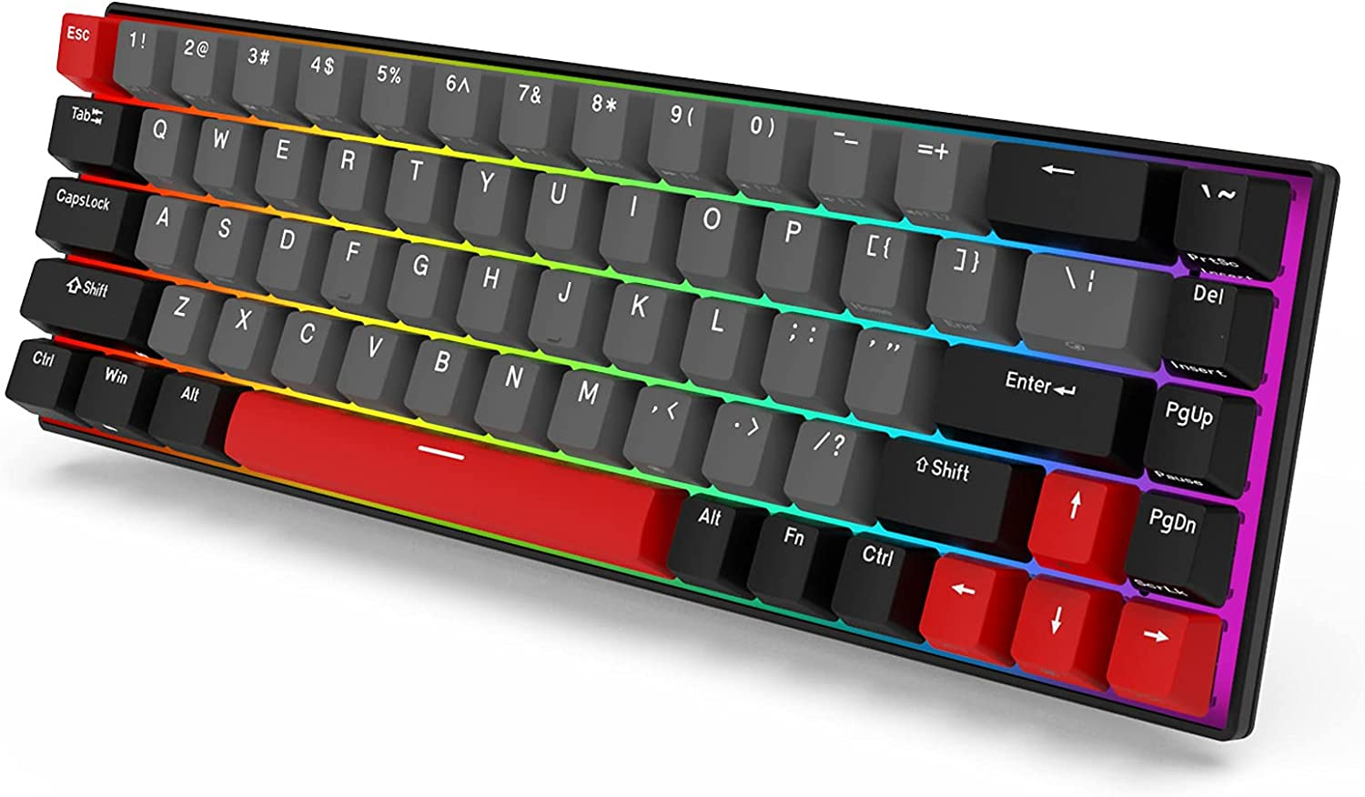 Royal Kludge G68 Dolch 65% Mechanical Keyboard