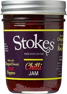 Stokes - Chilli Jam - 250g Case of 6
