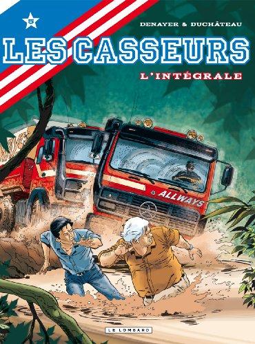 Intégrale Les Casseurs - tome 5 - Intégrale Les Casseurs 5