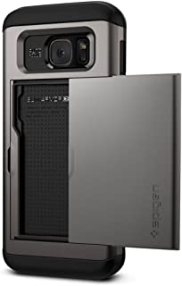 Spigen Slim Armor CS Designed for Samsung Galaxy S7 Edge Case (2016) - Gunmetal