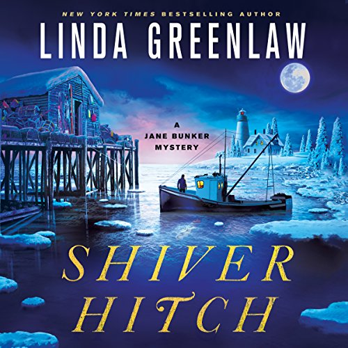 Shiver Hitch audiobook cover art