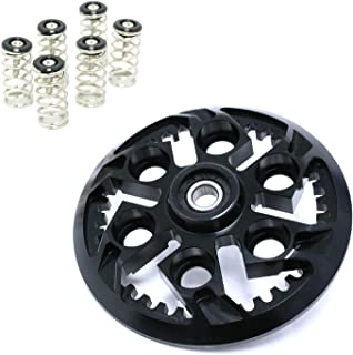 For Ducati Monster 600 750 Multistrada 1000 1100 S SuperSport Black Billet Swheel Clutch Pressure Plate Springs Set
