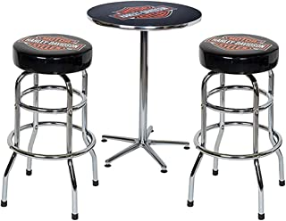Best harley table and chairs Reviews