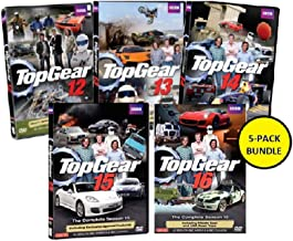 Top Gear : The Complete Season 12 - 16