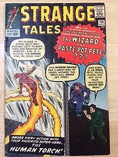 Best strange tales 110 Reviews