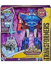 Transformers Cyberverse Battle Call Officer Optimus
