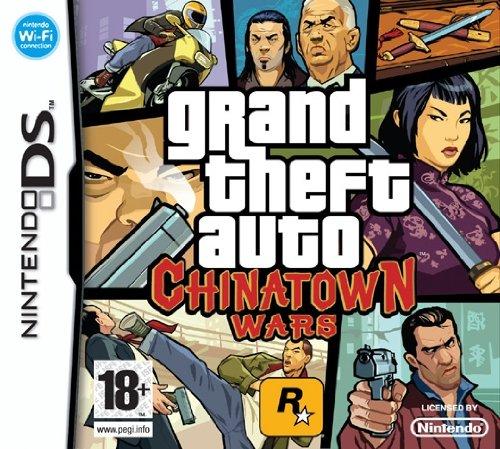 Rockstar Games Grand Theft Auto - Juego (NDS, Nintendo DS)