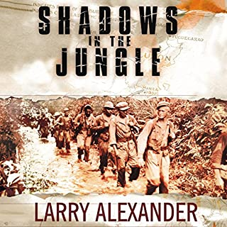 Shadows in the Jungle audiobook cover art
