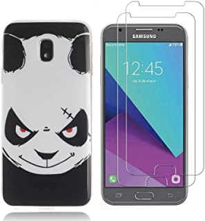 ca4b0c1465d Reshias Funda Samsung Galaxy J5 2017, Cárcasa Silicona Transparente Gel TPU  Protector Bumper Case Cover