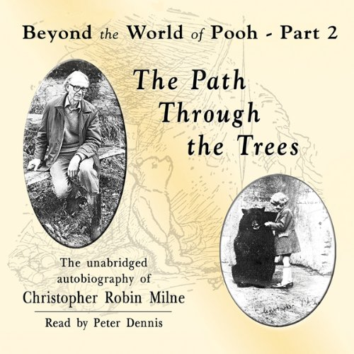 The Path through the Trees audiobook cover art