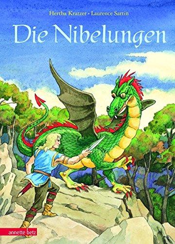 nibelungensage fuer kinder
