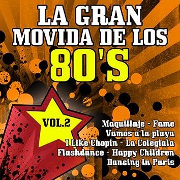 La Gran Movida De Los 80's  Vol 2
