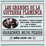 Grabaciones Discos Pizarra - Los Grandes de la Guitarra Flamenca Vol. 1