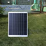 NUB Portable Power Station 26W Solar Panel Monocrystalline Portable Power Station Solar Generator with 12V Outlet Lithium Battery Backup for Home Outdoor Camping RV