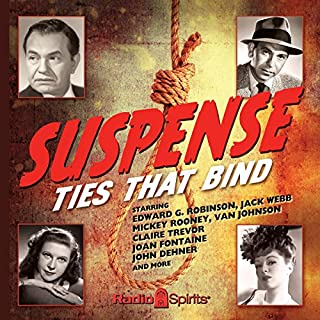 Suspense: Ties That Bind audiobook cover art