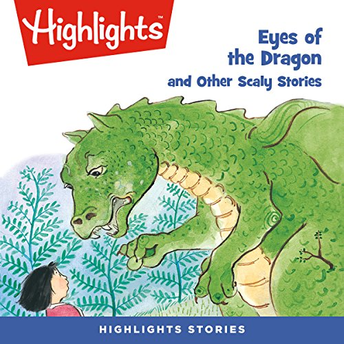 Eyes of the Dragon and Other Scaly Stories copertina