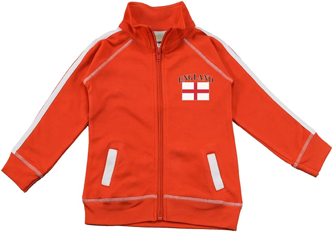 PAM GM Little Boys Cheap mail order specialty store Credence Jacket England Track Soccer