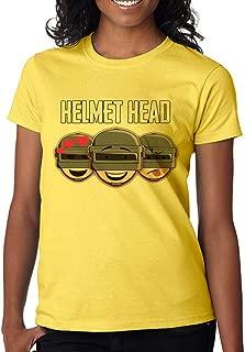 DanielDavis Gamer Fan Level 3 Helmet Head Squad Custom Made Women's T-Shirt