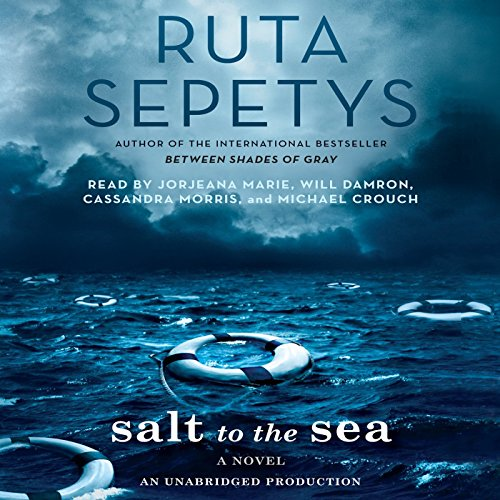 Salt to the Sea  By  cover art