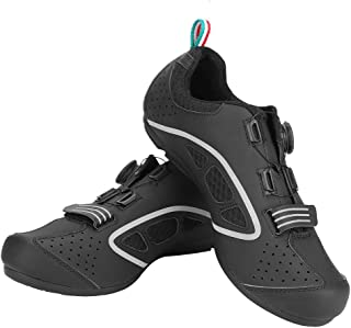 VGEBY1 Bicycle Footwear, Men's Breathable Anti-Skid Bike Shoes for Road & Mountain Bikes Cycling Spinning Shoes