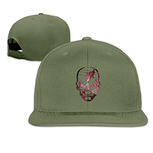 309caf42847 Vsricco Lineman Skull Electrician Linemen Baseball Cap Adjustable Trucker  Hat ColorKey