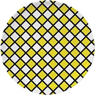 Best black and white checkered dinner plates Reviews