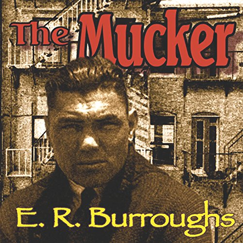 The Mucker audiobook cover art