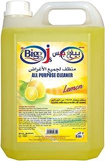 MR. BIGG J'S All Purpose Cleaner Lemon, 5 Litre